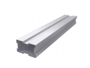 Toebehoren - Aluminium onderbalk voor Terrasplanken (vlak & geribbeld)